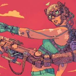 Josan Gonzalez 潮流插画欣赏