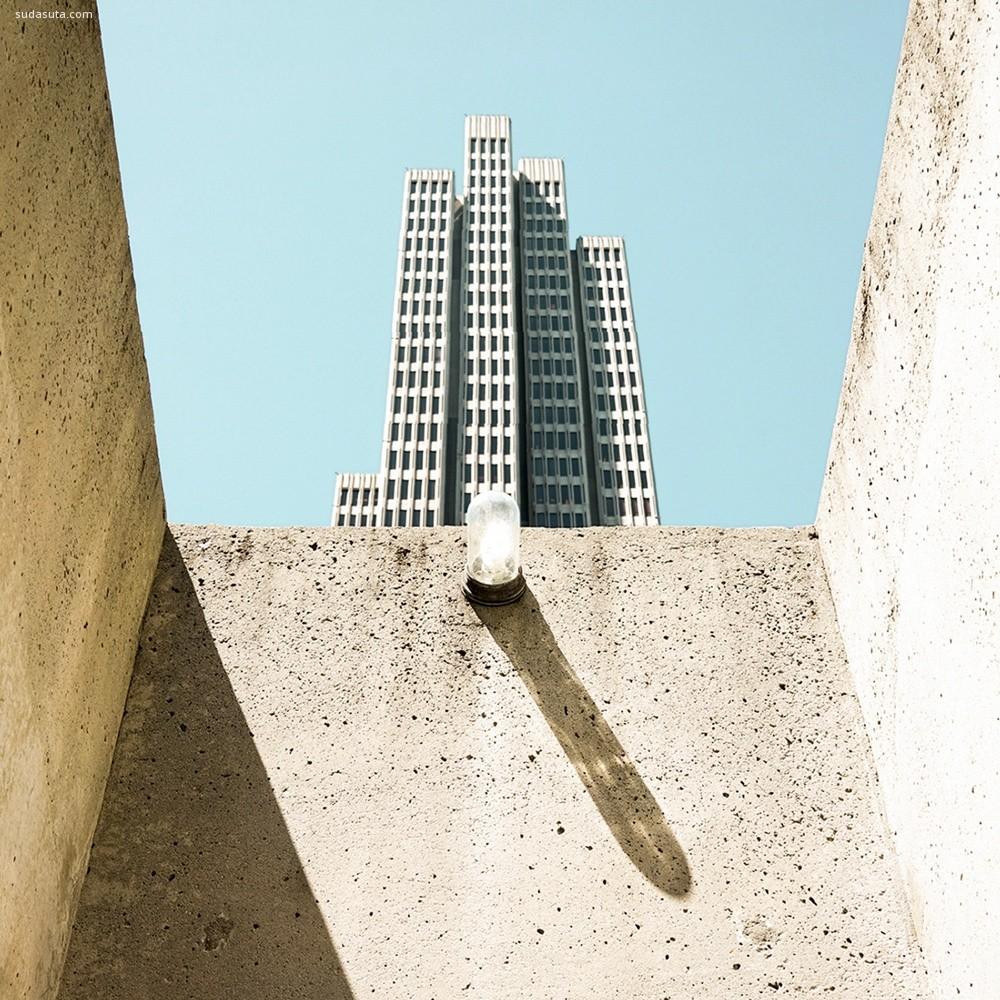 Matthias Heiderich 城市摄影欣赏《思考》