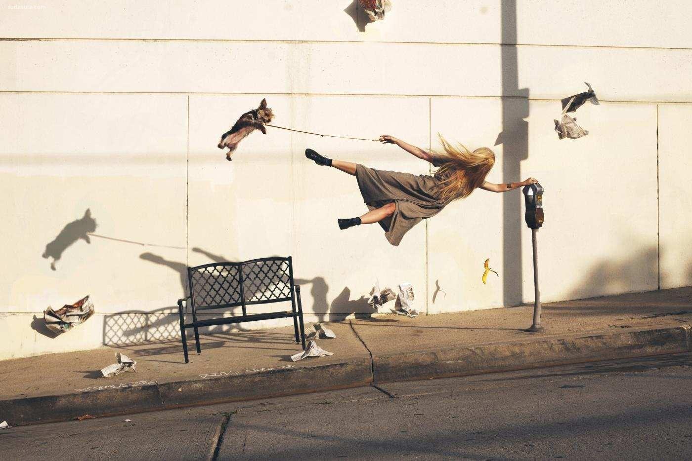 Mike Dempsey 不可思议的镜头