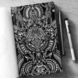 Pavneet Sembhi 黑白手绘艺术欣赏