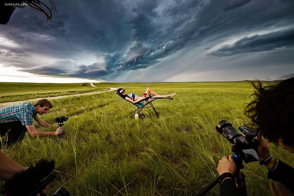 Benjamin Von Wong 超现实主义摄影作品欣赏