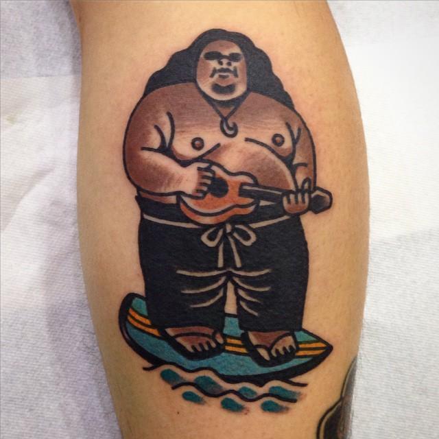 Wan Tattooer 纹身设计欣赏