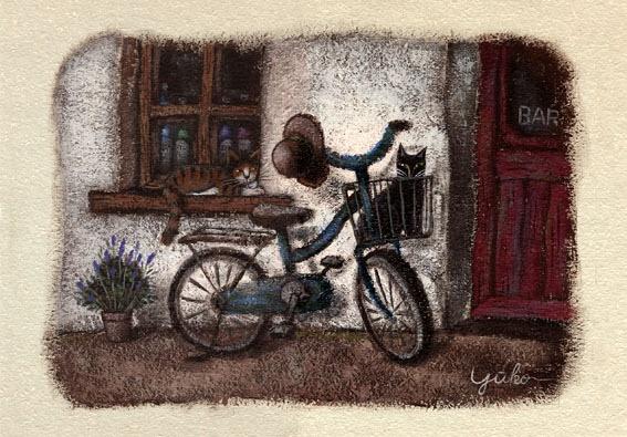 工房風丸 温馨浪漫的儿童插画