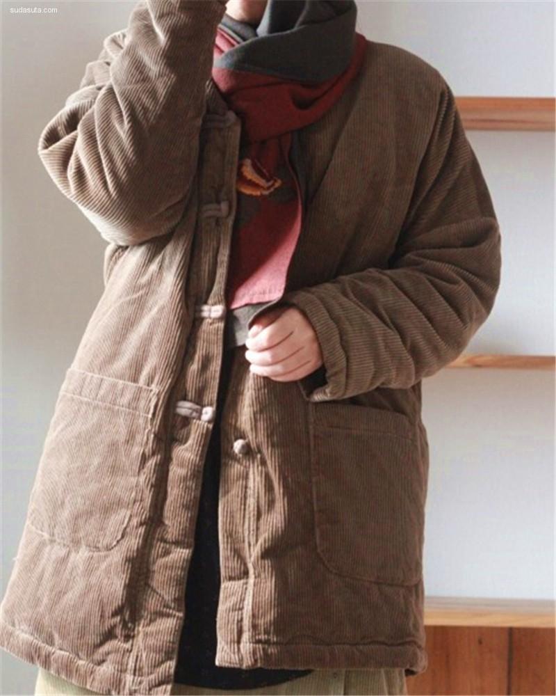 揽花去 温暖的独立服装设计