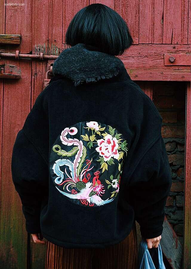 杨二大夢 中国风服装设计欣赏