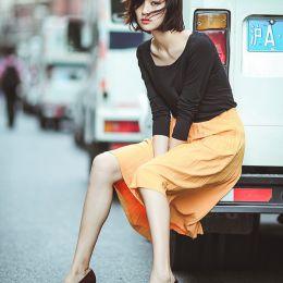 MZ原创木子日记 青春时尚街拍