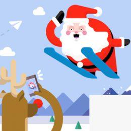 摇摆吧,圣诞老人!