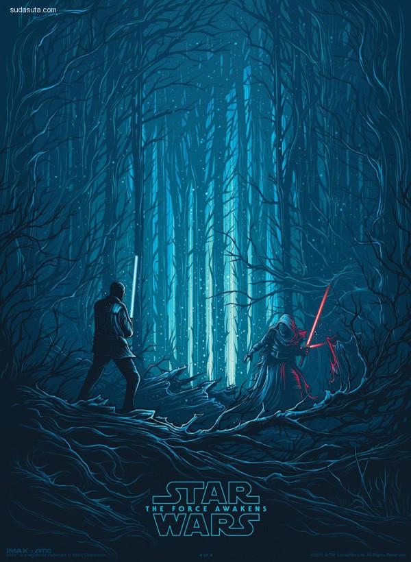 2016年最新的30个电影海报设计欣赏