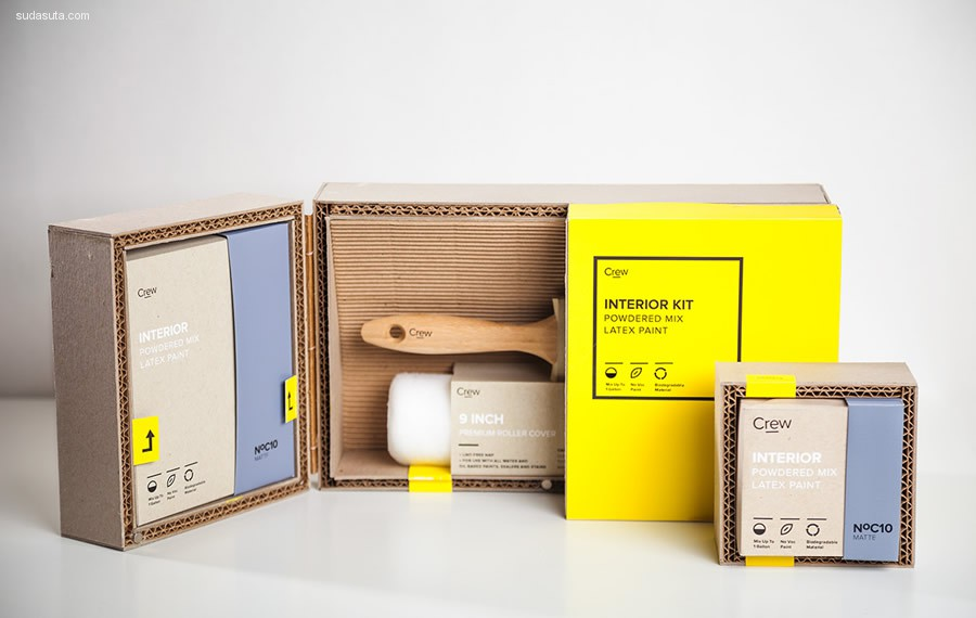 Alireza Jajarmi 包装设计欣赏