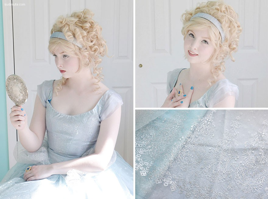 Angela Clayton 天才美少女的魔法衣衫
