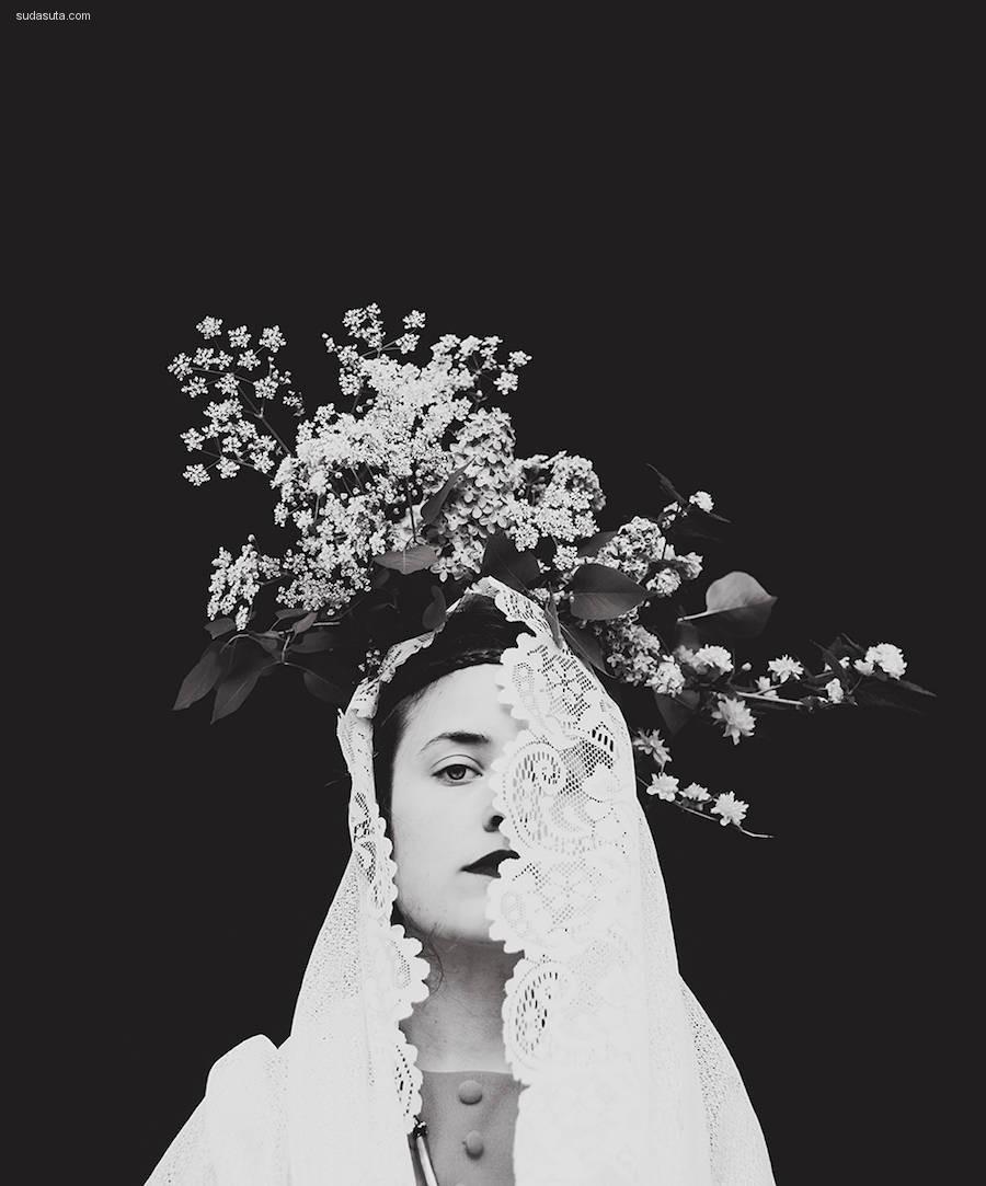 Anne-Laure Etienne 超现实主义人像摄影欣赏