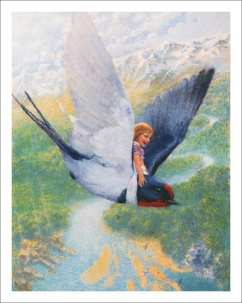 Christian Birmingham 童话绘本插图欣赏