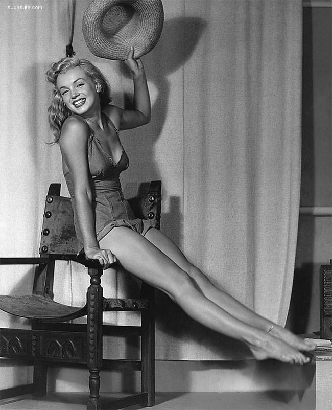Marilyn Monroe 时尚摄影欣赏