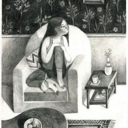 Kalina Muhova 手绘插画欣赏