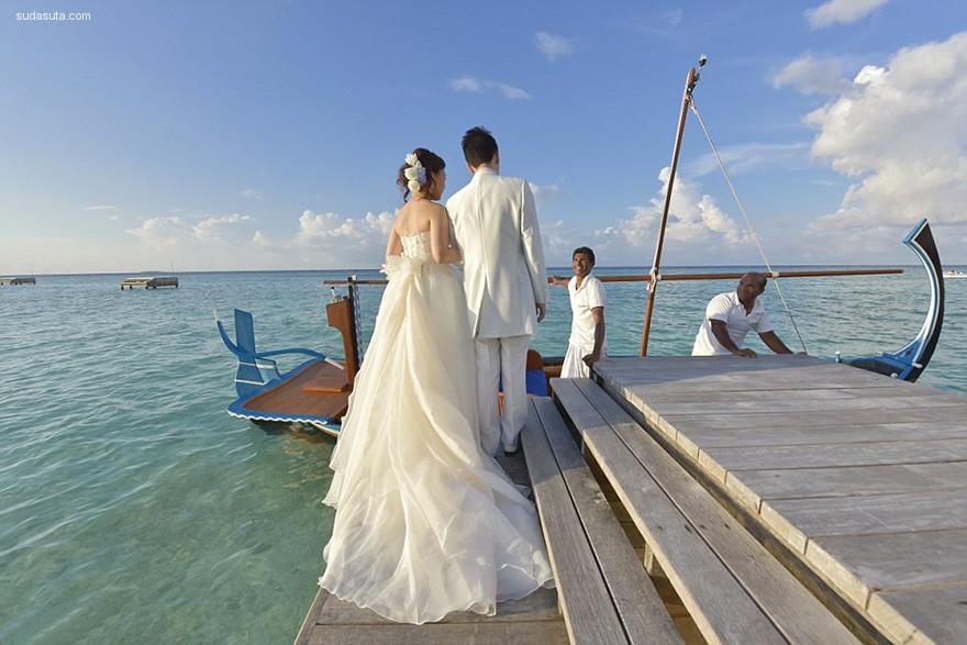 Landaa Giraavaru 唯美浪漫的结婚圣地