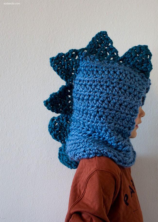 Lyndsay Senerchia 可爱的手工编织帽子
