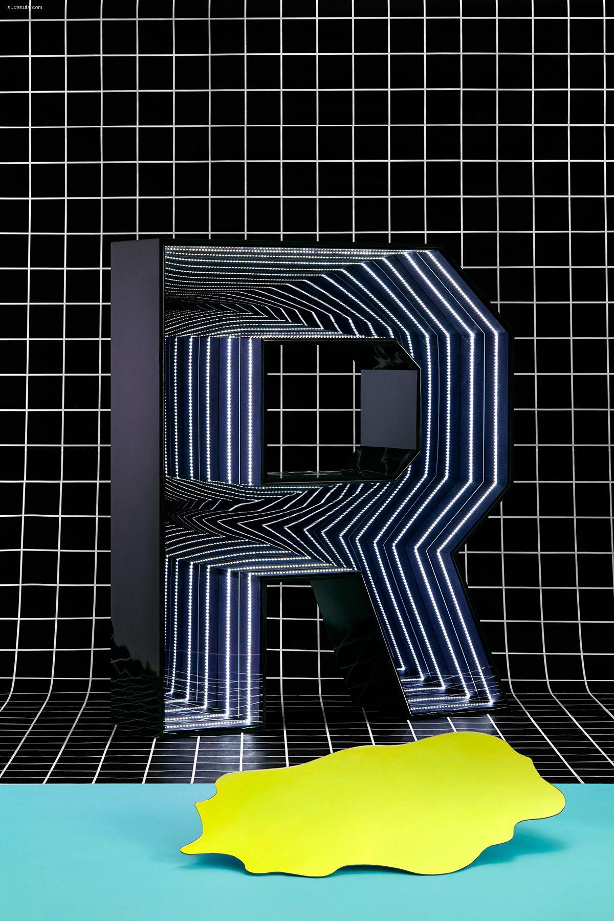 Mathieu Lévesque 广告机平面设计欣赏