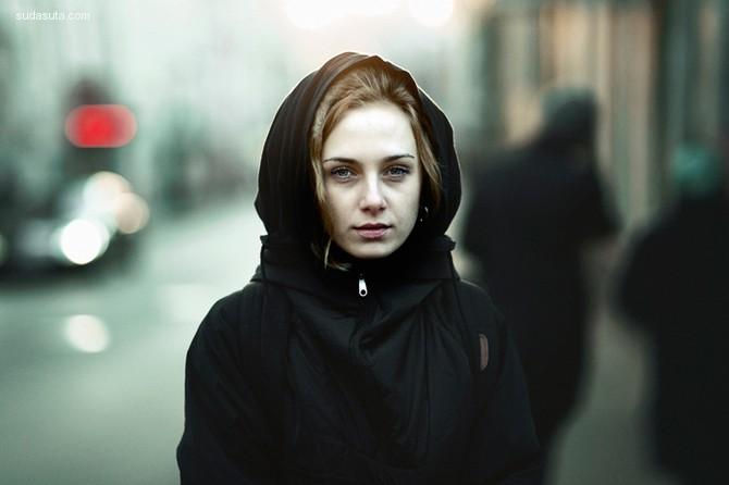 Maxim Gurtovoy 人像摄影欣赏