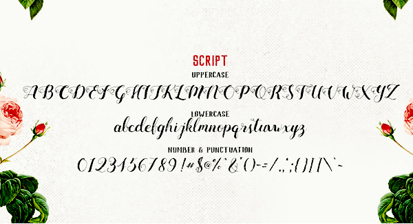 17个最新的超现代免费字体下载