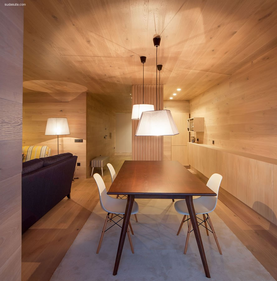 Pitagoras Group 木头房子