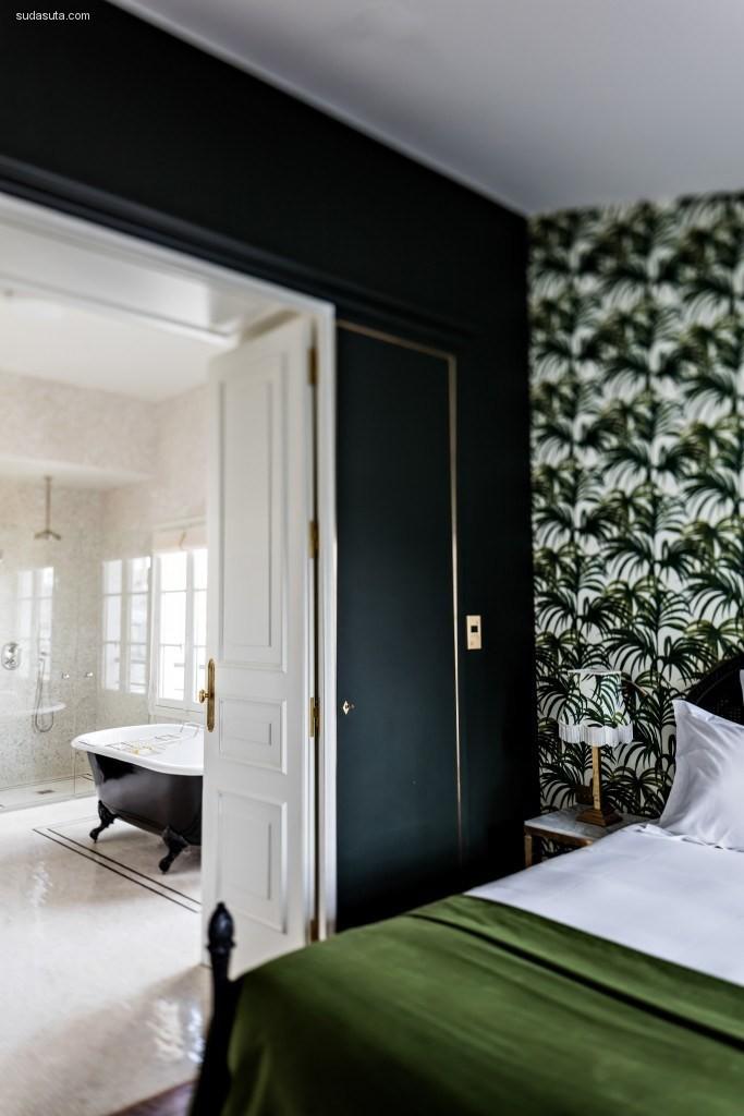 Sophie Richard 公寓室内设计欣赏