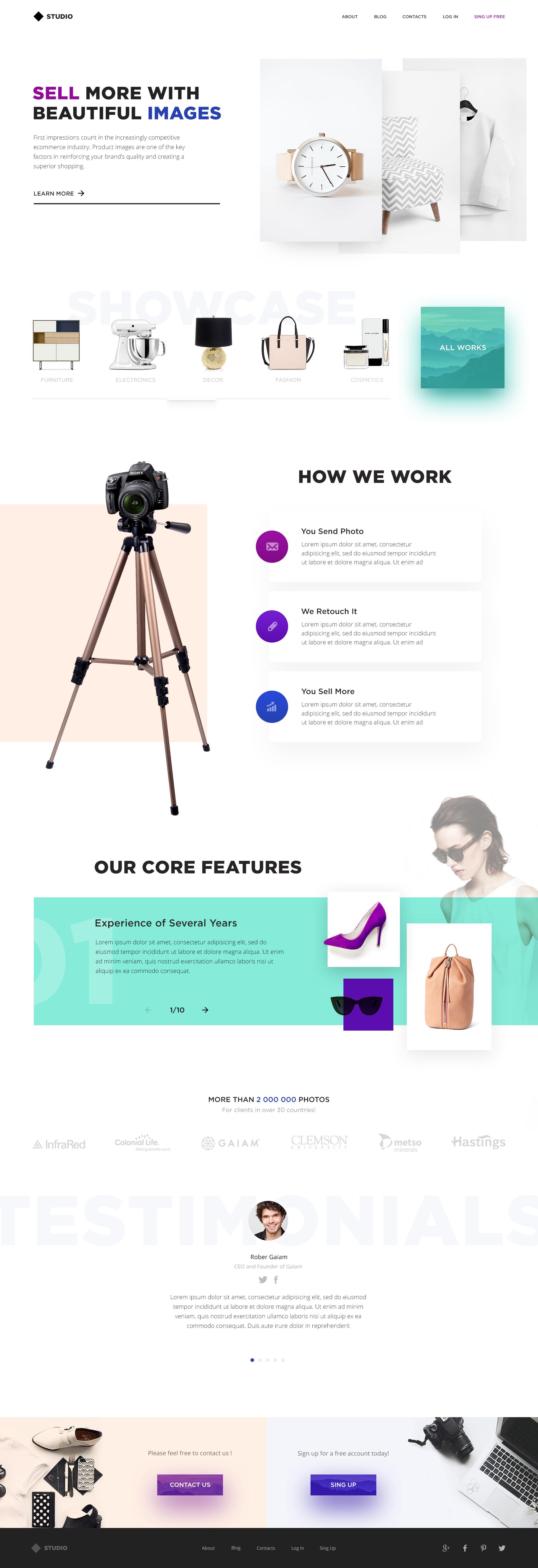 Tubik Studio UI/UX设计欣赏