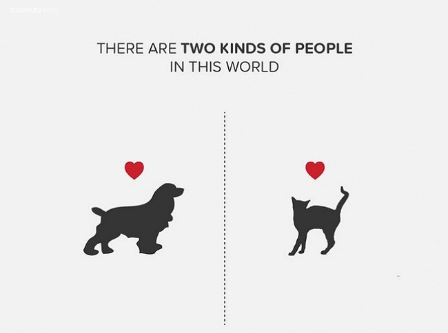 这世界上的两种人