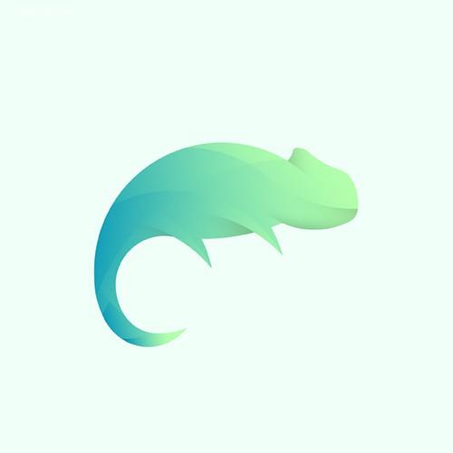 创意LOGO设计欣赏 Andriy Yurchenko的彩色的动物