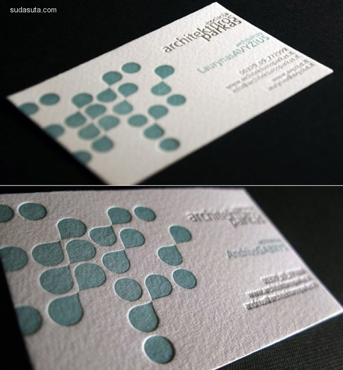 30个创意卡片设计欣赏
