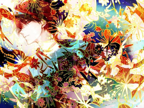 松中祐(Matsunaka Hiro) 燃烧吧少年!漫画CG作品