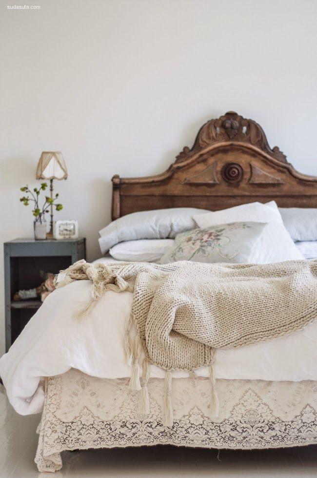 温暖迷人的卧室设计欣赏