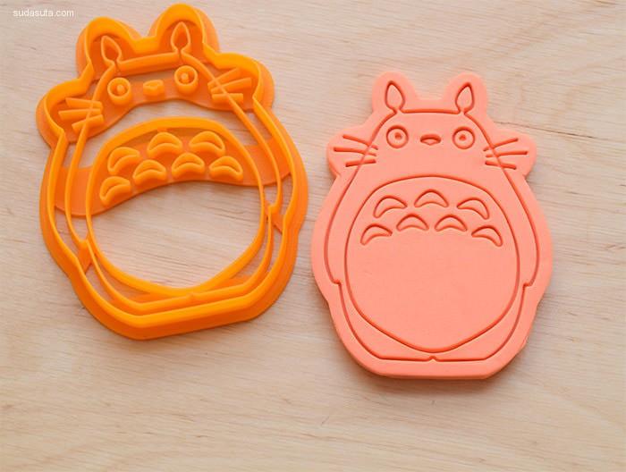 富于创意的童趣饼干设计欣赏