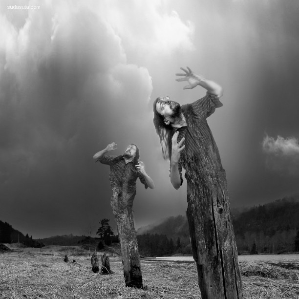 Geir Fløde 黑白摄影欣赏