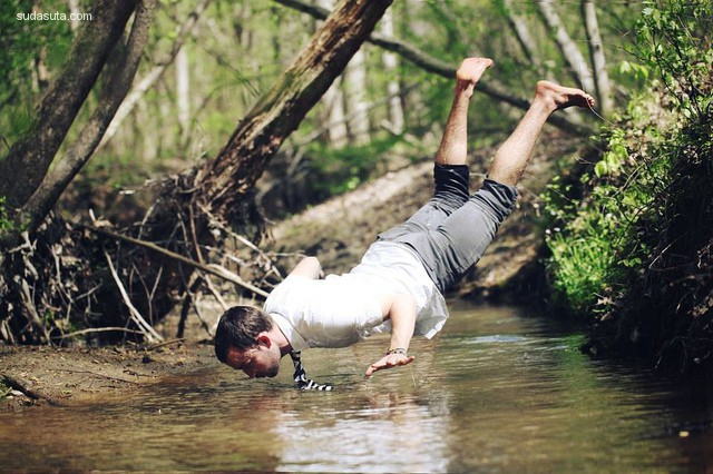 Bairon Rivera 耐人寻味的漂浮摄影