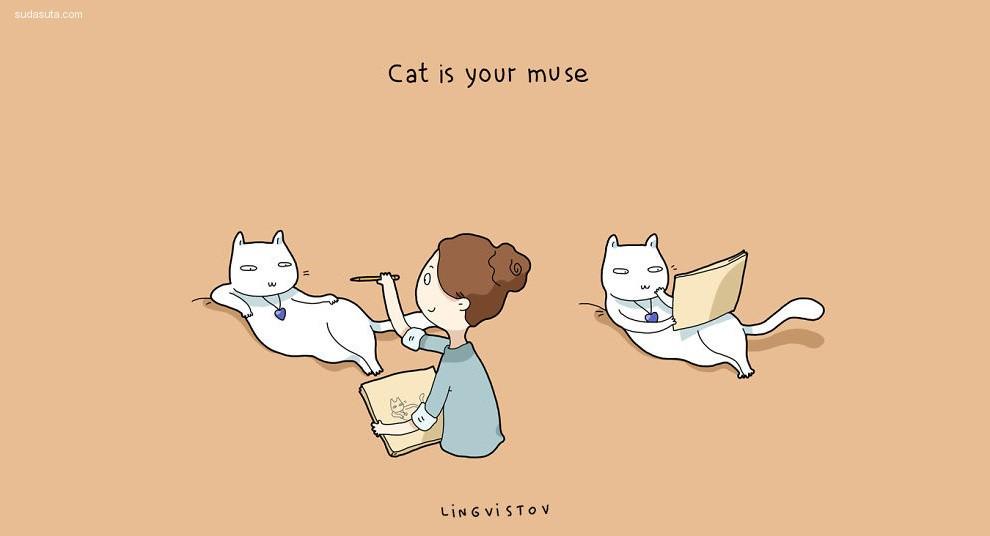 你要养猫么?好处多多哦!
