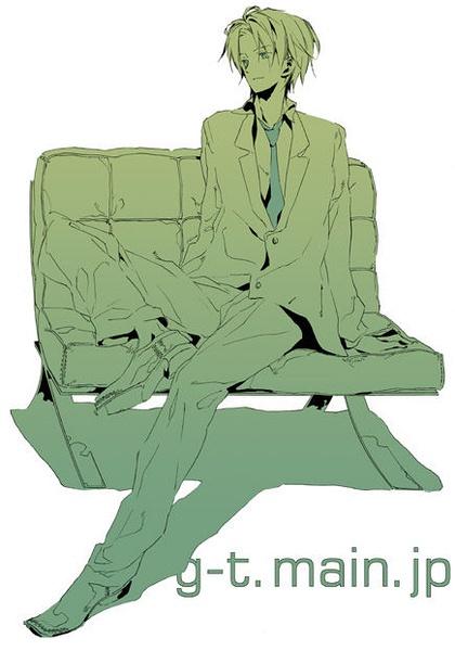 宝井理人的手绘漫画CG欣赏