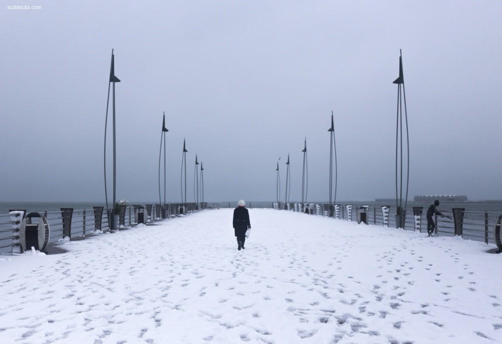 冬日之极简主义之美