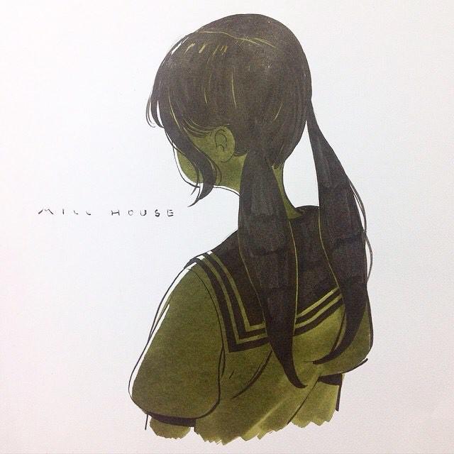 oh_mill 手绘漫画欣赏