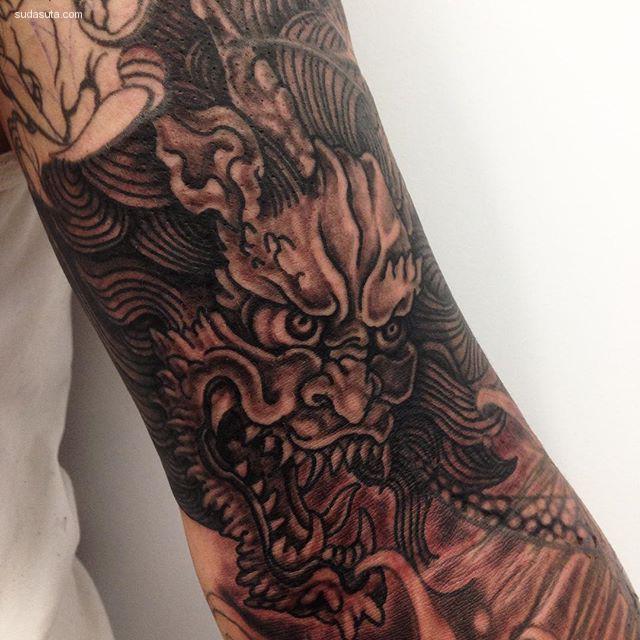 Yugo 纹身艺术家