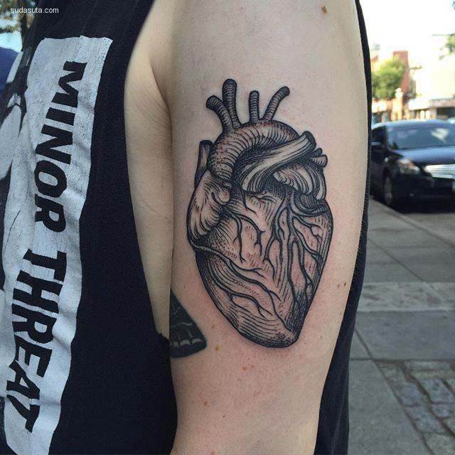 Rachel Hauer 纹身艺术欣赏