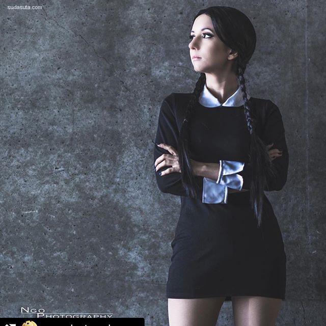 Riki Lecotey 卡通游戏角色扮演cosplay