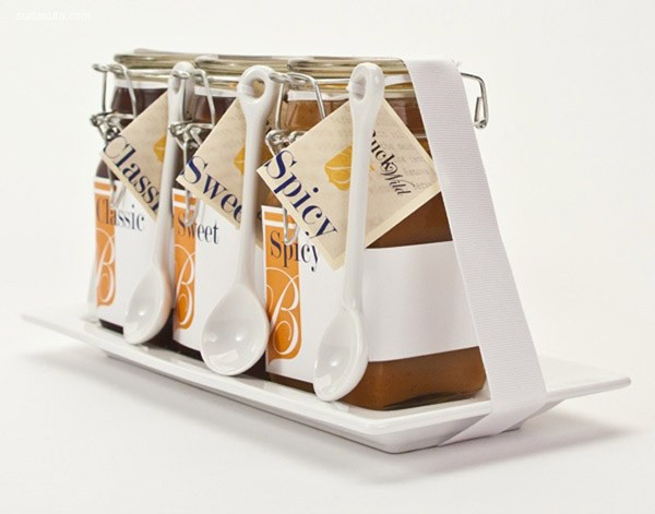 30个酱酱包装设计灵感