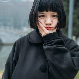 呆萌少女 SUPERSCAPE 素泊