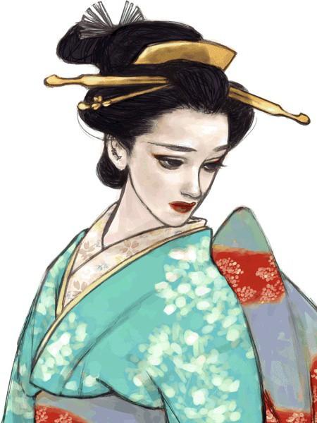 多田由美 漫画作品欣赏