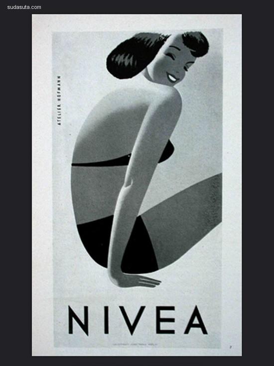 25个创意60-80年代的复古平面设计欣赏