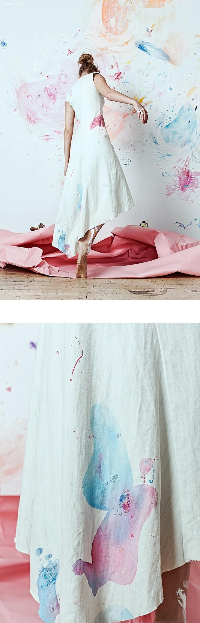 Artist At Home 服装设计欣赏