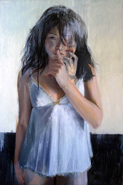 Christine Wu 绘画艺术欣赏