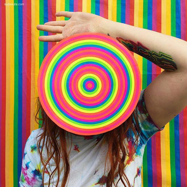 Karen Doolittle 生活处处有色彩