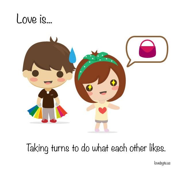 LoveByte 关于爱情