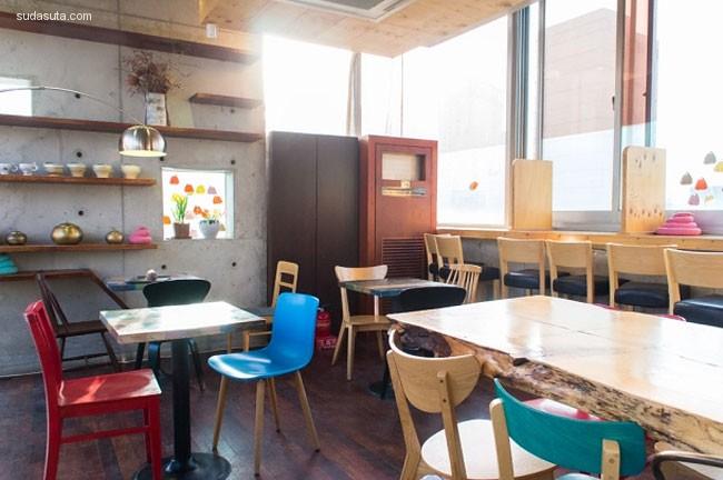 Poop Café 韩国的便便主题餐厅
